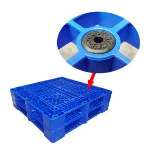 Pallet nhựa PL09LK chống trượt