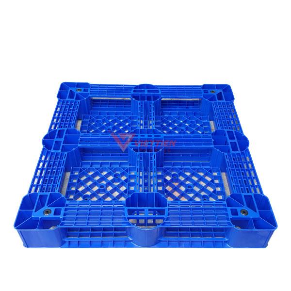 Pallet nhựa PL09LK mặt đáy