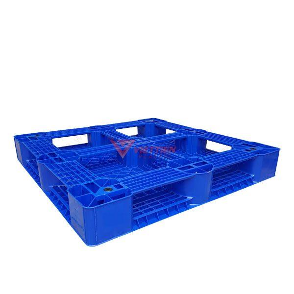 Pallet nhựa PL09LK mặt sau
