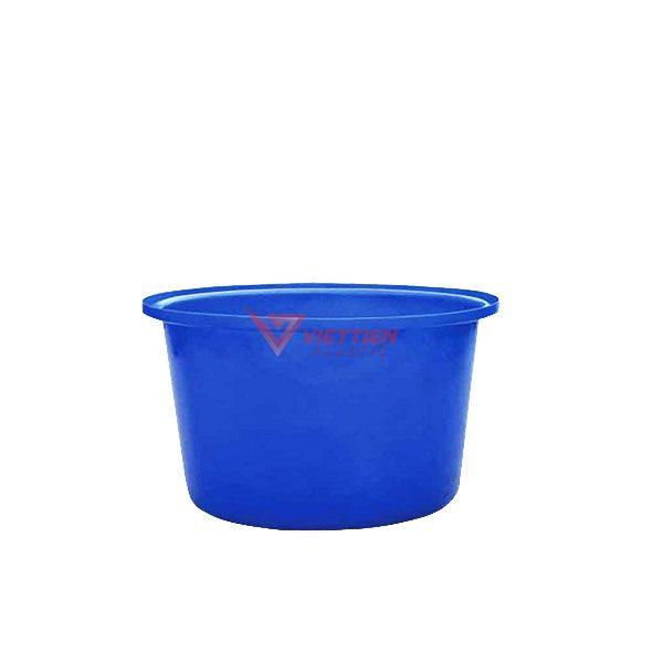 thùng nhựa tròn 200 lít