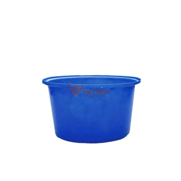 thùng nhựa tròn 350 lít