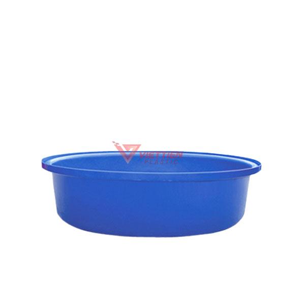 Thùng nhựa tròn 400 lít