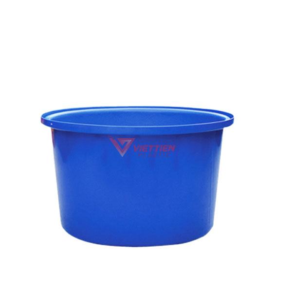 thùng nhựa tròn 750 lít