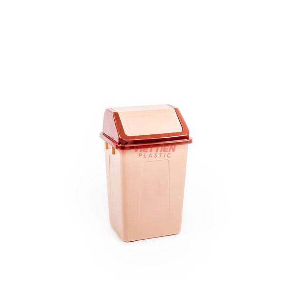 thùng rác nắp lật 22 lít hcm