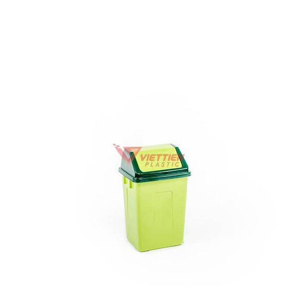thùng rác nắp lật 9 lít giá rẻ