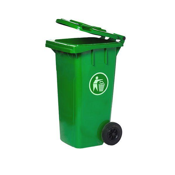 Thùng rác công nghiệp 120 lít