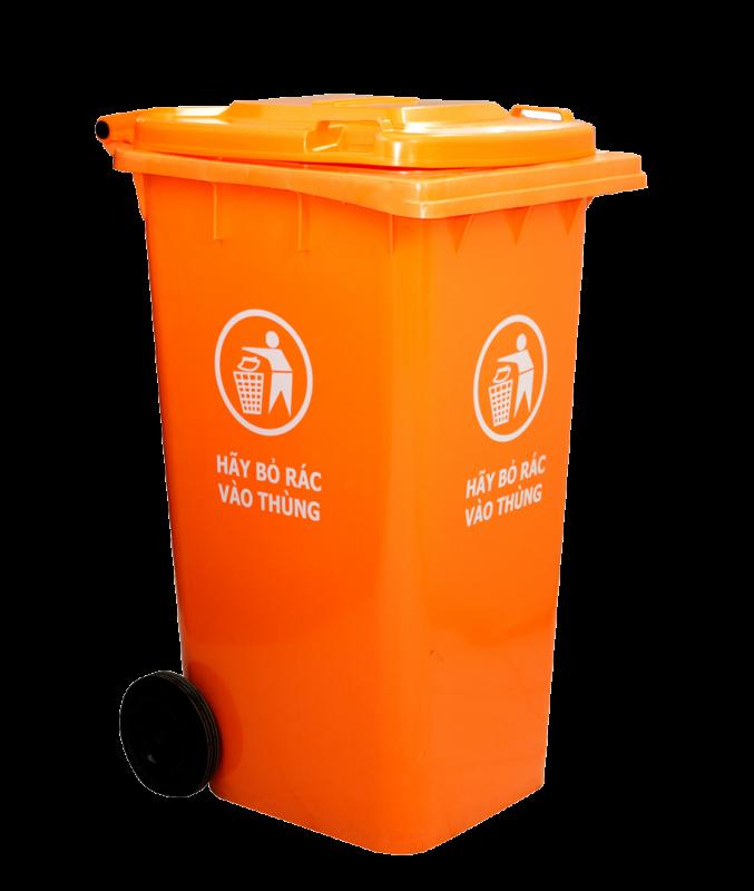 thùng rác công cộng tại HCM