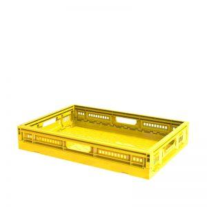 Thùng Gấp Xếp 1T0 vàng