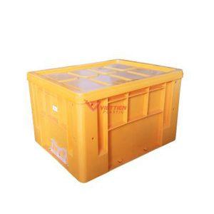 thùng nhựa đặc NTC433