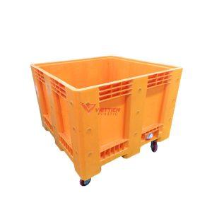 Thùng Nhựa Đặc VJP 625P/625PC