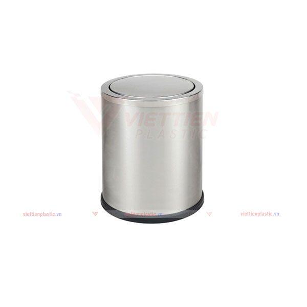 Thùng rác Inox nắp lật - VT05