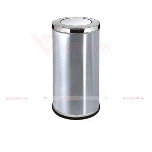 Thùng rác inõ nắp lật -vt08
