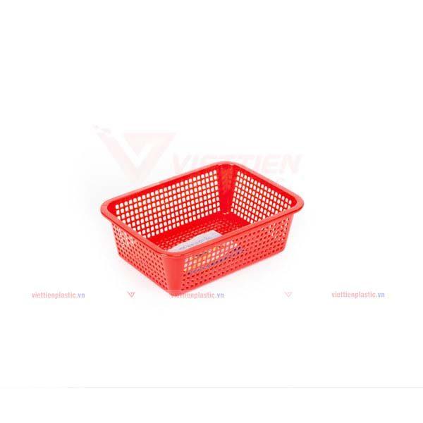 Rổ-chữ-nhật cao -1T7---đỏ