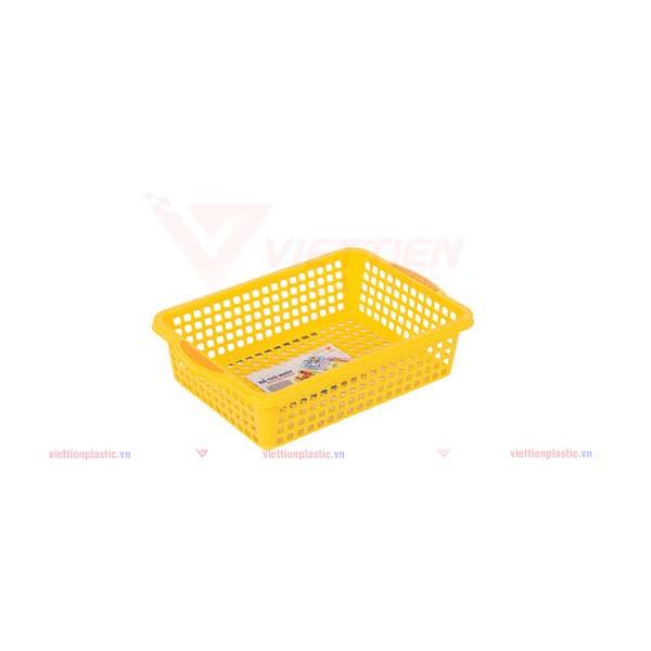 rổ-chữ-nhật-2t0-màu-vàng
