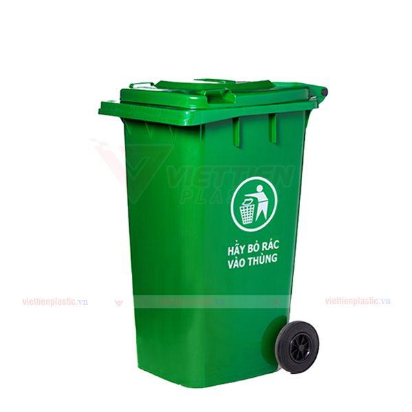 Thùng rác công nghiệp 240L