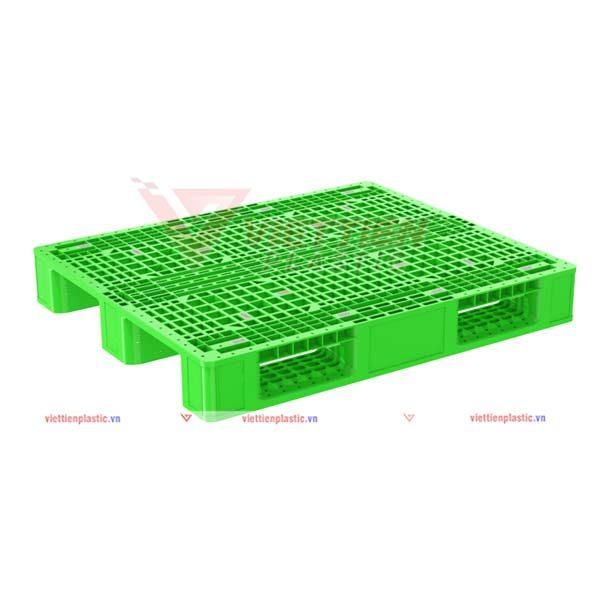 pallet nhựa pl1345lk - lá