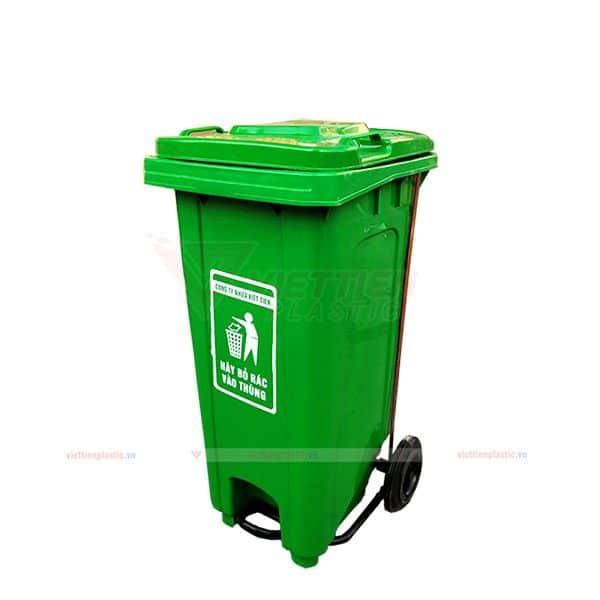 Thùng rác 120l tại Nhựa Việt Tiến