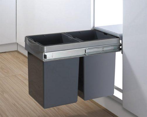 7 mẹo chọn mua thùng rác âm tủ thông minh