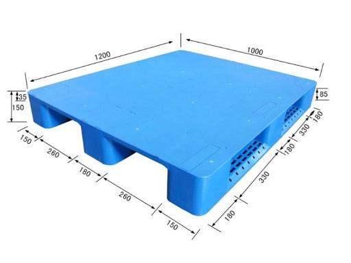 Nắm rõ kích thước Pallet nhựa cần mua